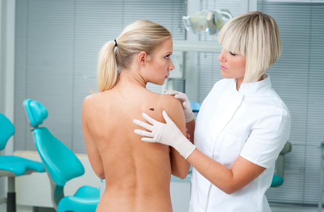 Современные методы лечения рака кожи