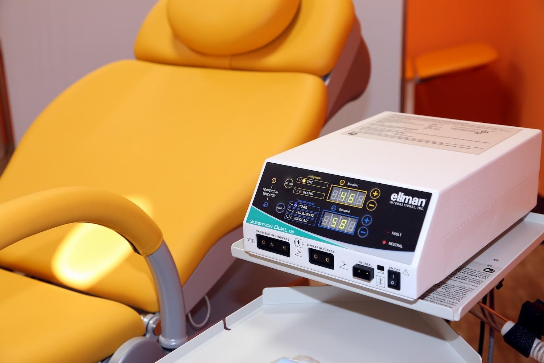 Радиоволновая хирургия на аппарате Сургитрон